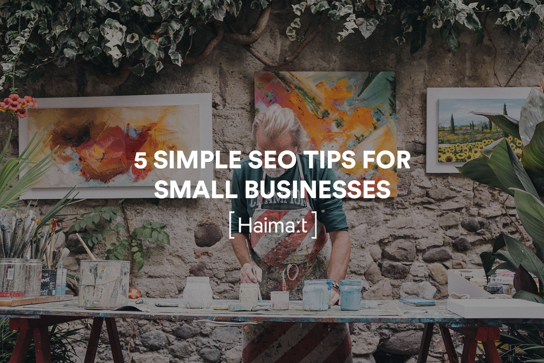 5 SEO Tips Small Biz