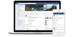 Facebook Group admin updates